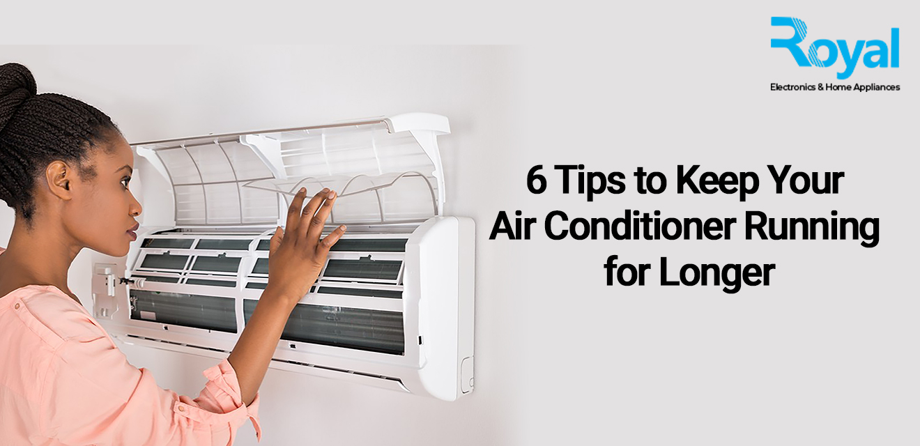 6 Tips to Keep Your Air Conditioner Running for Longer